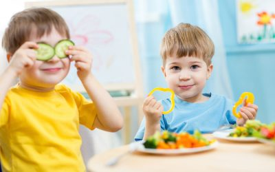 Toddlers Versus Veggies: A Dinnertime Showdown